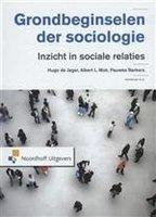 Grondbeginselen der sociologie | 9789001834463