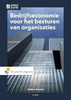 9789001867201   Bedrijfseconomie voor het besturen van organisaties