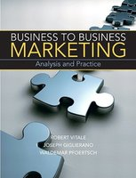 Business to Business Marketing | 9780136058281