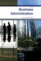 Business administration | 9789001809768