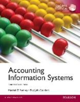 Accounting Information Systems, Global Edition | 9781292060521