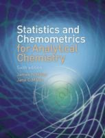 Statistics and Chemometrics for Analytical Chemistry | 9780273730422