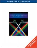 Principles of Instrumental Analysis, International Edition | 9780495125709