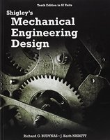 9789814595285 | Shigley's Mechanical Engineering Design (in SI Units)