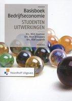 9789001839130 | Basisboek bedrijfseconomie - studentenuitwerkingen