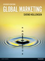 Global Marketing | 9781292100111