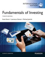 9781292000275   Fundamentals of Investing, International Edition
