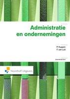 9789001845124 | Serie voortgezette studie in het boekhouden - Administratie van handel, productie en dienstverlening