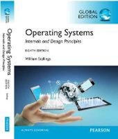 9781292061351 | Operating Systems: Internals and Design Principles, Global Edition