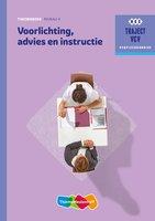 9789006910346   Traject V&V - Voorlichting, advies en instructie Theorieboek Niveau 4