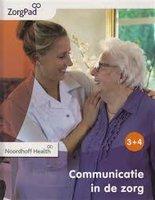 9789001872687   Zorgpad niveau 3 theorieboek communicatie in de zorg