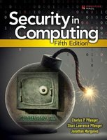Security in Computing   9780134085043