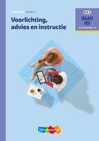 9789006910520   Traject V&V Verzorgende 1 G - Voorlichting, advies en instructie Niveau 3 Werkboek