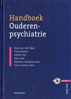 Handboek ouderenpsychiatrie + CD-ROM | 9789058981721