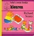 Baby's eerste boekje kleuren
