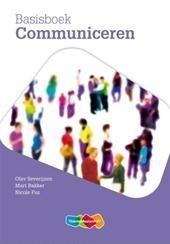 Basisboek communiceren / 9789006952407