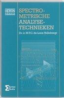 9789077423714 | Heron-reeks - Spectrometrische analysetechnieken