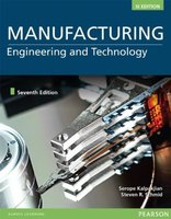 9789810694067 | Manufacturing Engineering and Technology, SI Edition