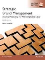 Strategic Brand Management: Global Edition | 9780273779414