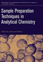 9780471328452 | Sample Preparation Techniques in Analytical Chemistry