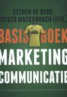 Basisboek marketingcommunicatie | 9789046905227