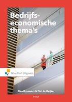 Bedrijfseconomische thema's | 9789001867362