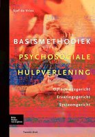 9789031379415 | Basismethodiek psychosociale hulpverlening druk 2