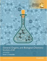 General, Organic, and Biological Chemistry | 9781292096193
