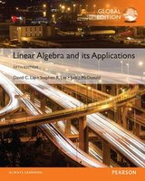 Linear Algebra and its Applications | 9781292092232