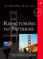 Refactoring to Patterns | 9780321213358