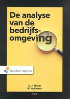 Analyse van de bedrijfsomgeving | 9789001889654