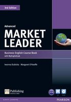 9781447922254 | Market Leader Advanced Coursebook with DVD-ROM and MyEnglishLab Access Code Pack