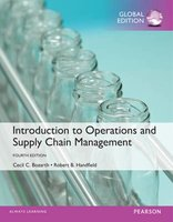 9781292093420 | Introduction to Operations and Supply Chain Management