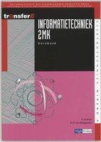 9789042527300 | TransferE 4 - Informatietechniek 2 MK Kernboek