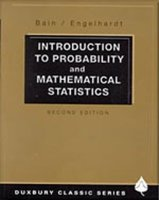 9780534380205 | Introduction to Probability and Mathematical Statistics