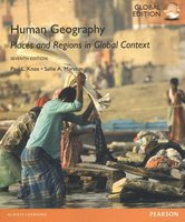 Human geography | 9781292109473