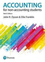 Accounting for Non-Accounting Students | 9781292128979