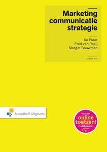 Marketingcommunicatiestrategie | 9789001834128