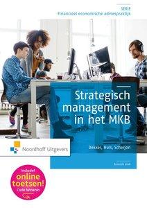 Strategisch management in het MKB   9789001841768