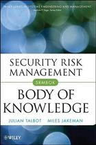 Security Risk Management Body of Knowledge   9780470454626