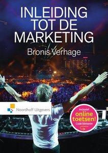 Inleiding tot de marketing   9789001797096