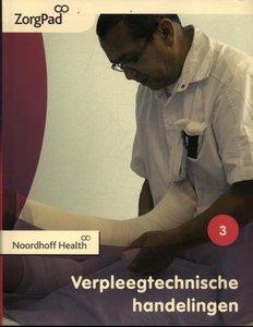 ZorgPad - Verpleegtechnische handelingen Niveau 3 Theorieboek | 9789001872786