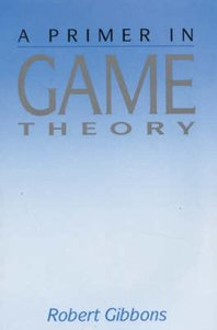 Primer In Game Theory | 9780745011592