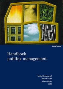 Handboek publiek management | 9789059317178