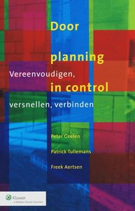 Door planning in control   9789013039245