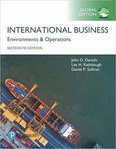 International Business Global Edition | 9781292214733
