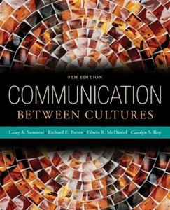 Communication Between Cultures | 9781285444628