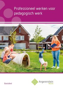 Professioneel werken voor pedagogisch werk | 9789037244069