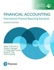 Financial Accounting Global Edition | 9781292211145