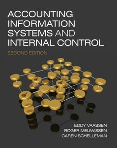 9780470753958 | Accounting Information Systems and Internal Control